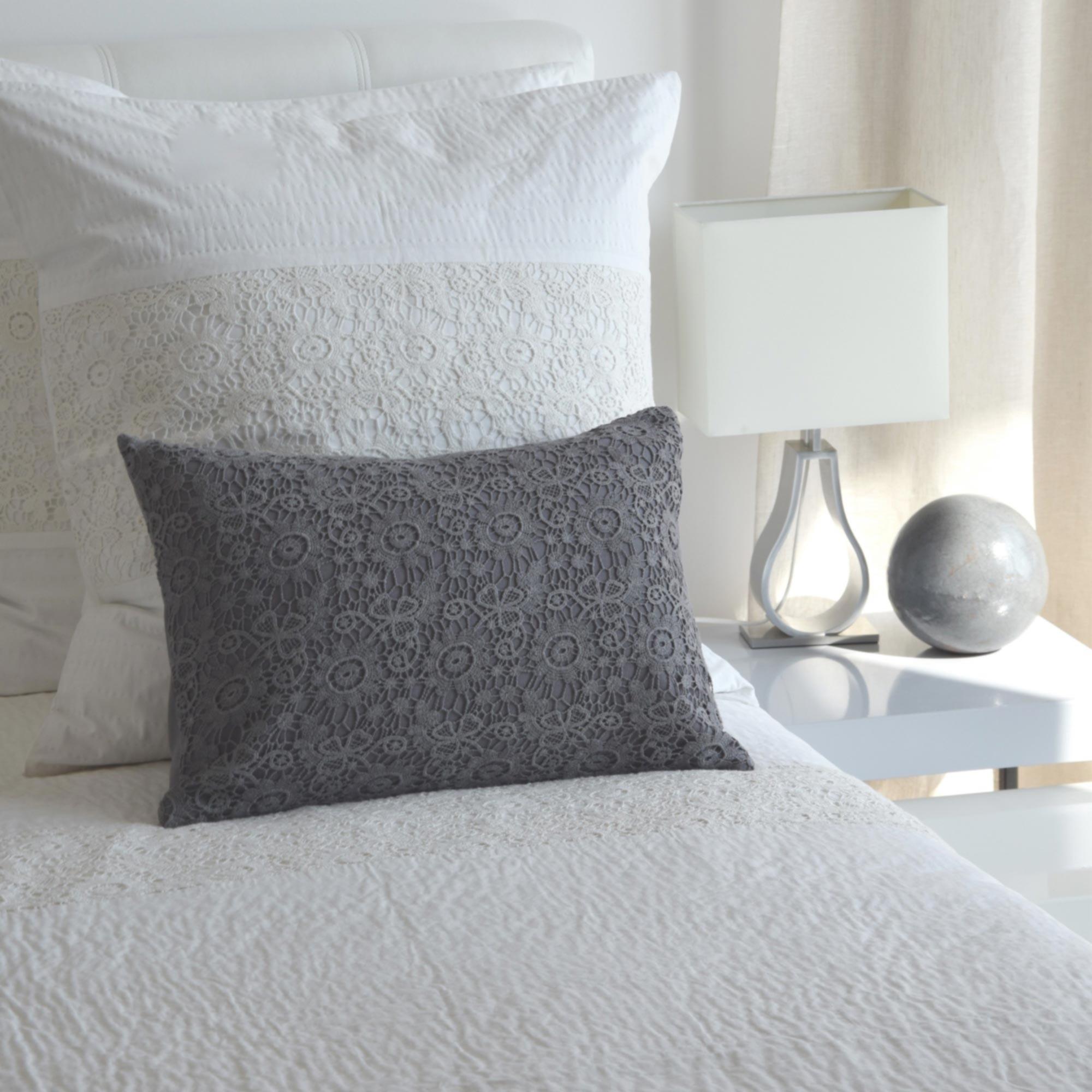 taie d oreiller nantes blanc maison d 233 t 233