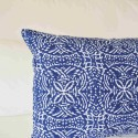 Blue cushion Uzes