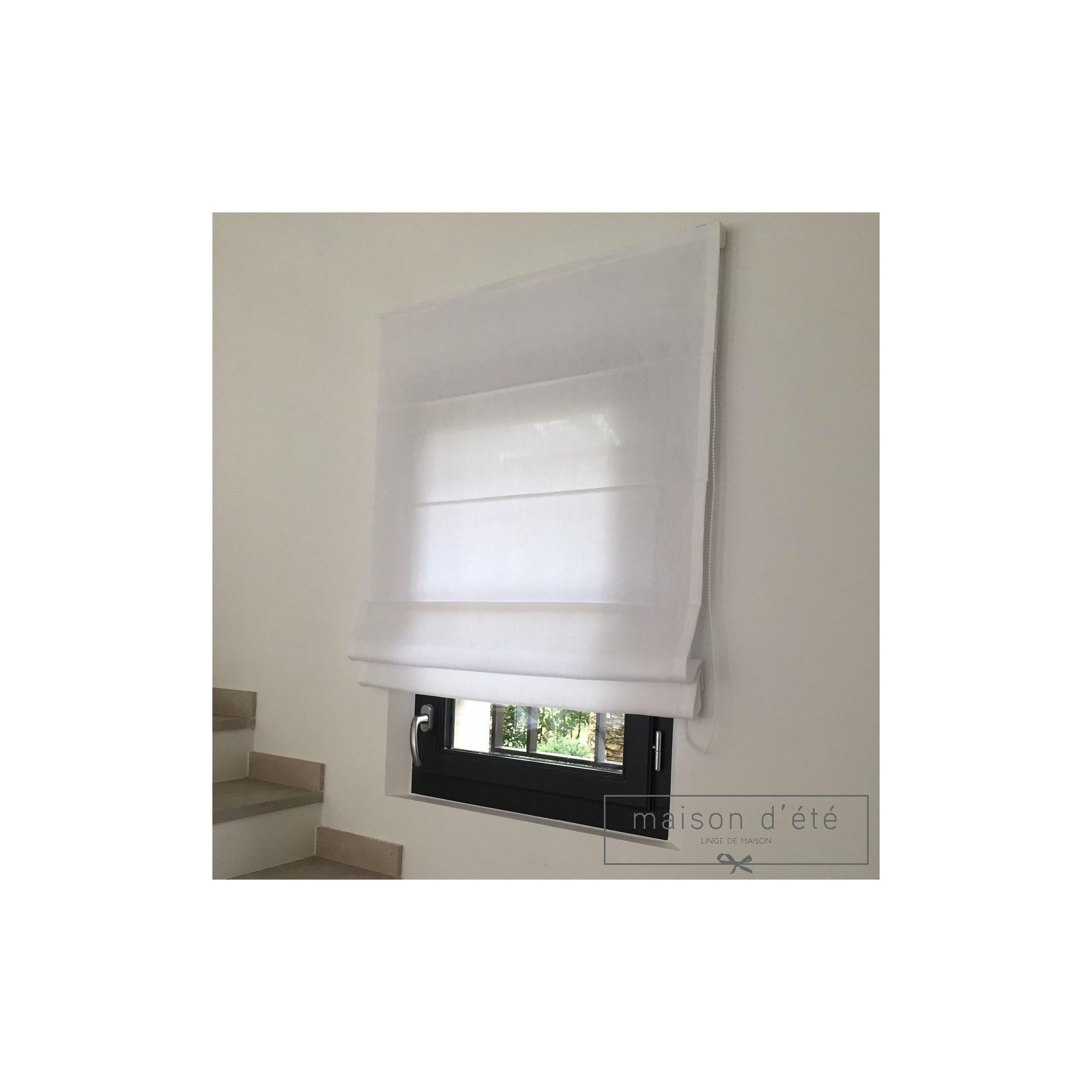 lin lav blanc pais vendu au m tre. Black Bedroom Furniture Sets. Home Design Ideas