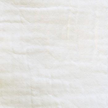 Dessus de lit Saint-Tropez gaze de coton milk